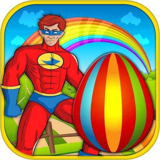 Surprise Eggs Hero Toys iOS App
