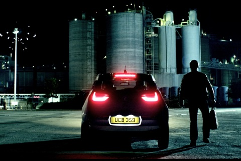 BMW i3 Become Electric 360° Film screenshot 4