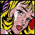 Pop Art : Retro Puzzles icon