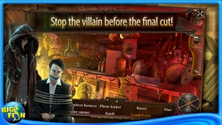 Final Cut: Death on the Silver Screen - A Hidden Object Adventure-4