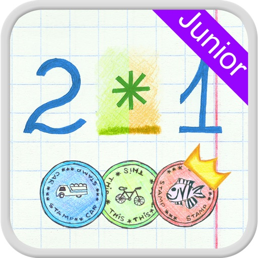 Math Is Fun Junior: Mathematics For Kids Icon