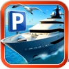 3D Boat Parking Simulator Game - Real Sailing Driving Test Run Marina Park Sim Games.