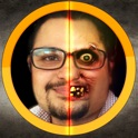 Zombie Zone - Scary Network of your Facebook Friends and horror Face booth !