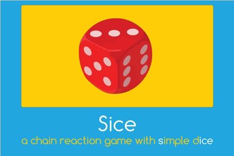 Sice - Simple Dice! screenshot 1