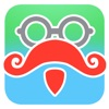 Mustache Mojo - Best Free Fake Moustache Photo Camera Editing Booth