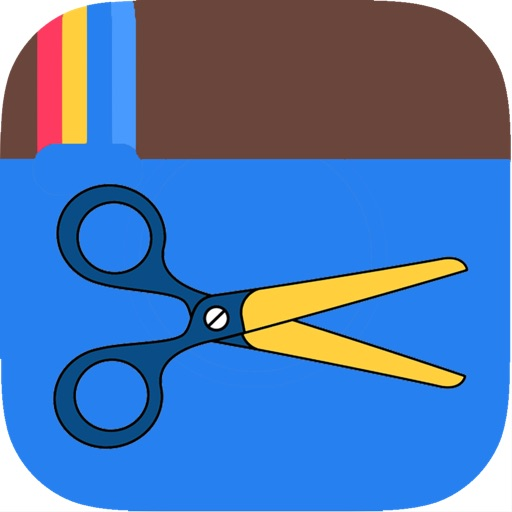 Tap 2 Cut Video Maker For Instagram & Vine iOS App