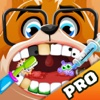 Little Nick's Pets Dentist Story – The Animal Dentistry Games for Kids Pro