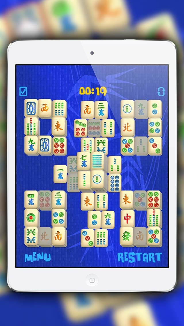 Screenshot of mahjong giochi gratis5