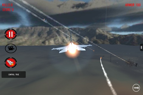 Jet Battle 3D Free screenshot 3