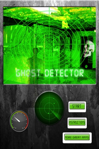 Ghost Detector Tool - Free EVP, EMF, and Tracking Tool screenshot 2