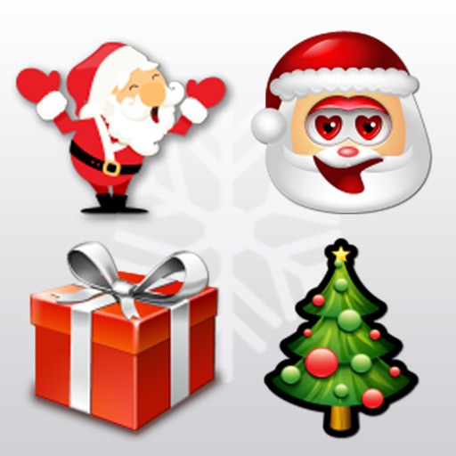 Christmas Emoji & Animated Emoticon By Jhon Belle