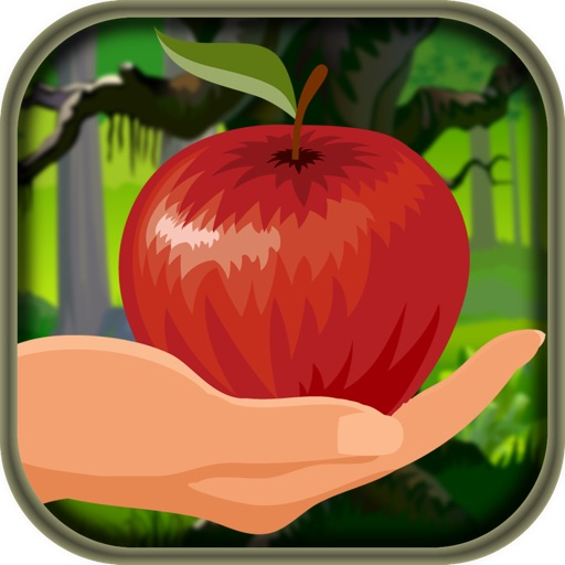 Don't Tap the Bad Apples - Fruit Dash- Free iOS App