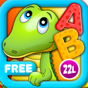 Alphabet Aquarium Letters Reading Adventure A to Z: Preschool and Kindergarten Learning Puzzle Games with Animals for Toddler Kids Explorers icon