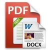 PDF to Word and Text convert ocx to txt