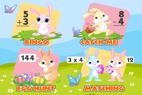 Math School Games Learning Counting, Addition, Multiplication & more for Kids from Preschool and Kindergarten to Grade 1 - 4 by Abby Monkey® screenshot 1