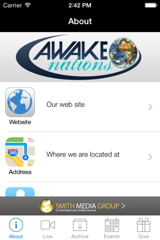 Awake Nations screenshot 1