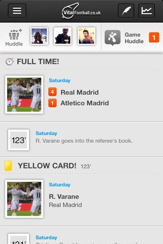 Vital Football screenshot 4
