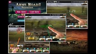 ARMS ROAD 2 Bagrationのスクリーンショット4