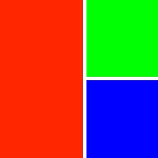 Square Color - Comecocos iOS App