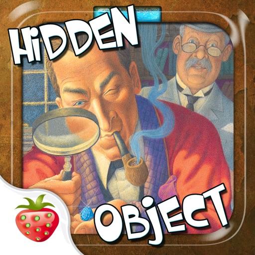 Hidden Object Game - Sherlock Holmes: The Blue Diamond iOS App