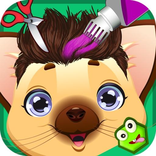 Pet Vet Hair Doctor Salon for Kids iOS App