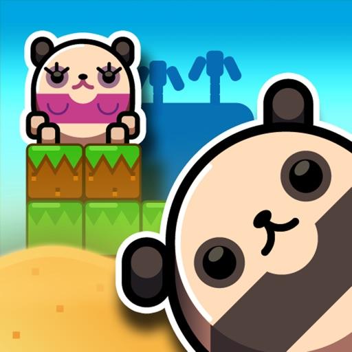 熊猫着陆:Land-a Panda