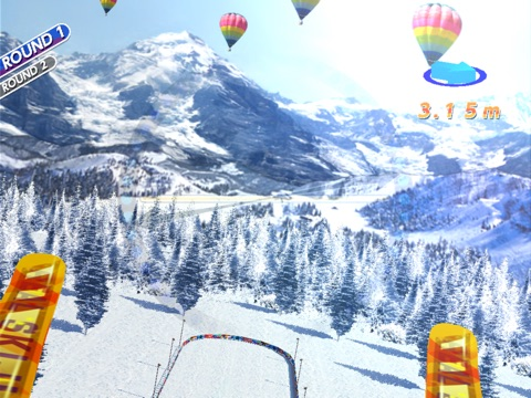 Real Skijump HD для iPad