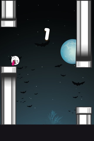 Tiky Ghost - New Adventer screenshot 3