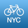 NYC Bike Map 2013