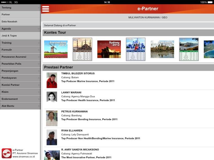e-partner by Asuransi Sinarmas