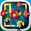 A Fish Pair Matching Free Puzzle Game Out of Water