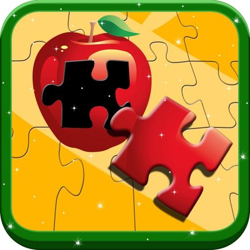 Amazing Fruits Jigsaw Puzzle Icon