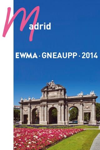 EWMA-GNEAUPP 2014 screenshot 1