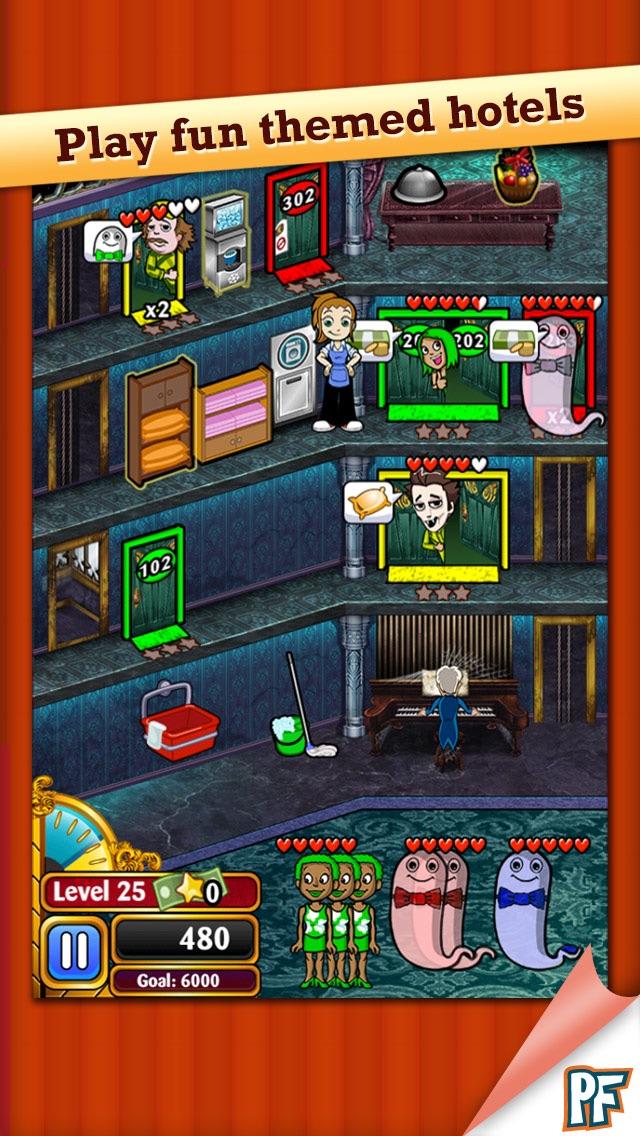 Hotel Dash Deluxe screenshot1