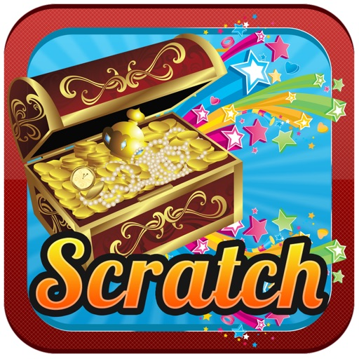 Scratch The Luck - Best Lucky Money Games Simulation Machine for Scratchers iOS App
