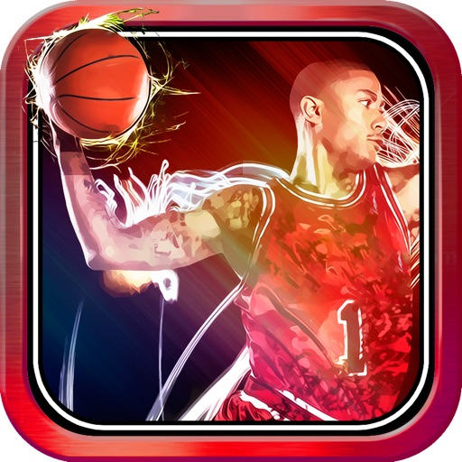 ALL STARS basketball quiz Playoffs edition league players image game Icon