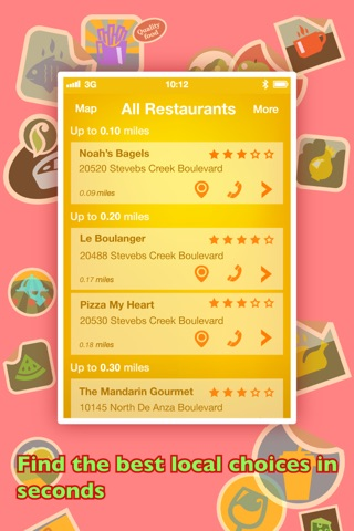 Where To Eat? PRO - Find restaurants using GPS. screenshot 3