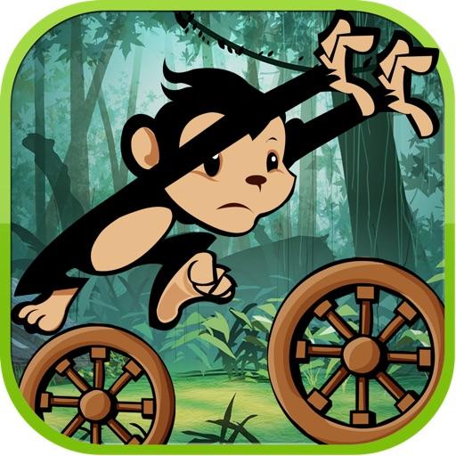 Tiny Ape Jungle Adventure - Balloons Catcher Mania - Free iOS App