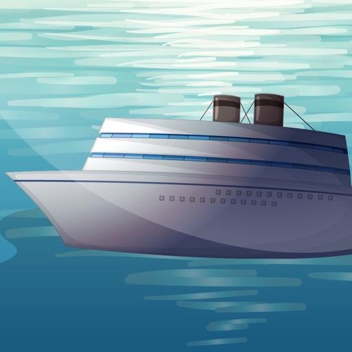 Actif! Jeu de Bateaux et de Navires Pour Les Tout-petits D'apprendre À la Maternelle et École Maternelle