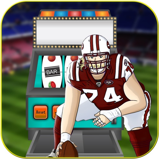 Football Smackdown Super Slots Free iOS App