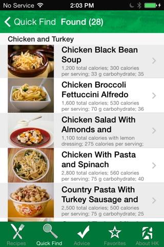 Nancy Clark's Recipes for Athletes screenshot 2