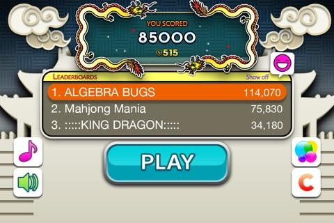 King of Mahjong screenshot 1