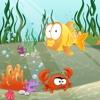 angry fish - kids game