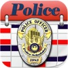 Police Schedule app free for iPhone/iPad