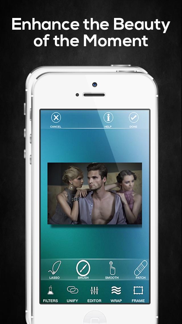 Wrapcam — редактор фотографий и спецэффектов Скриншоты6