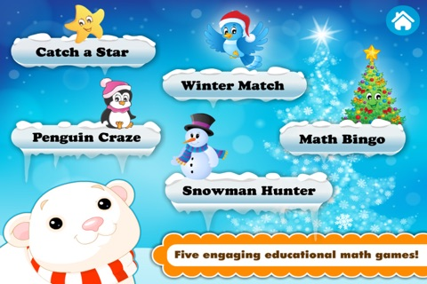 Adventure Basic School Math · Math Drills Challenge, Math Bingo, Catch Starfall and More - Learning Games (Numbers, Addition, Subtraction, Multiplication and Division) for Kids: Preschool, Kindergarten, Grade 1, 2, 3 and 4 by Abby Monkey® screenshot 2