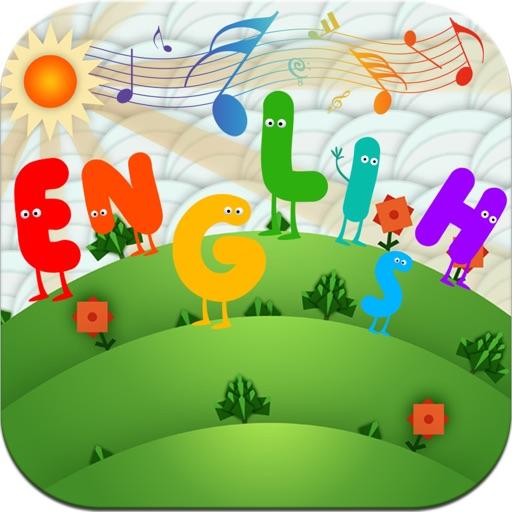 宝宝学英语 – 幼儿英语大全 (有声版) –  歌曲,故事,顺口溜,童话等