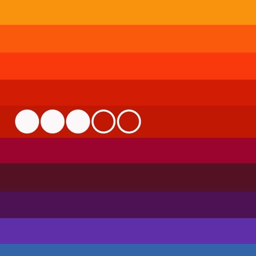 Cool Status Bar - Custom Top Bar Overlays for Your Wallpapers iOS App