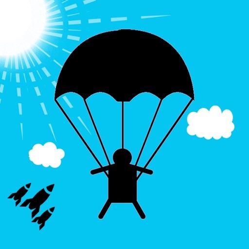Mr. Parachute Man iOS App