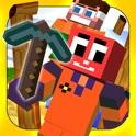 Action Craft Lumberjack - Mini Mine Game Timberman Edition icon
